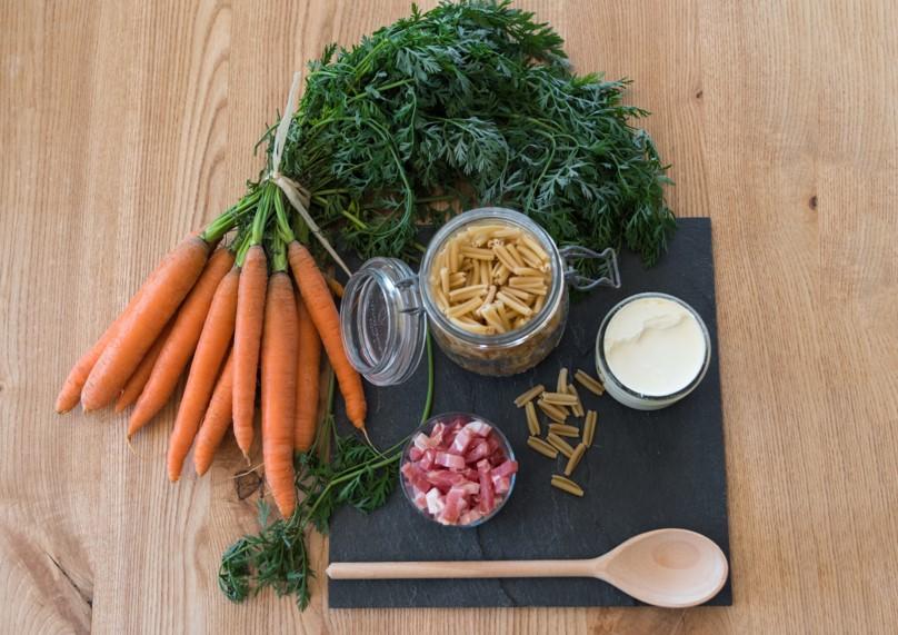 Pasteole - Les recettes de Maude - Pâtes artisanales et locales