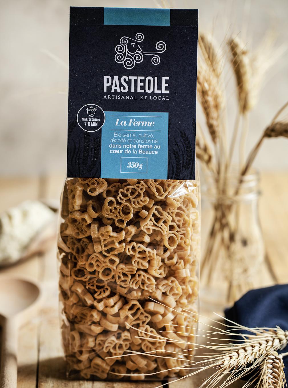 Pasteole - La Ferme - Pâtes artisanales et locales