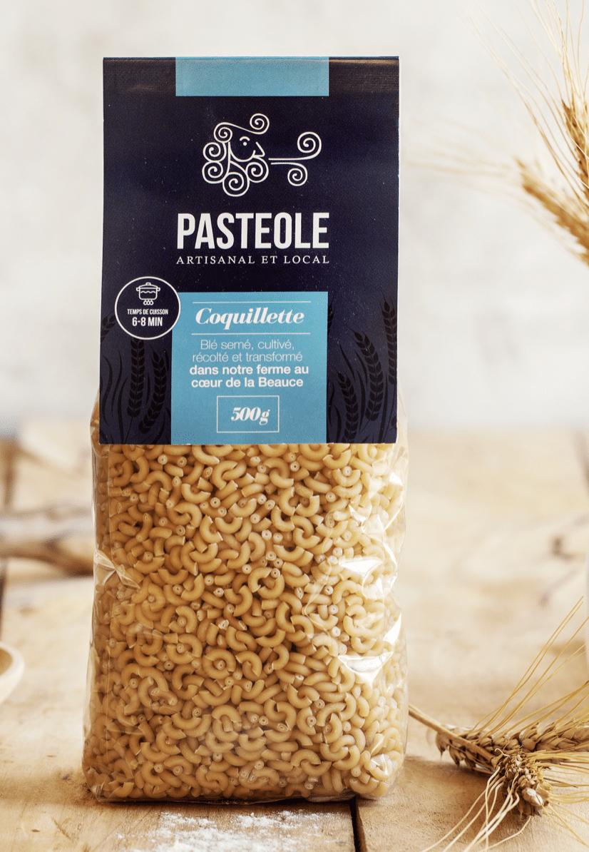 Pasteole - Risoni - pâtes artisanales et locales
